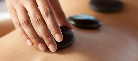 Therastone Massage